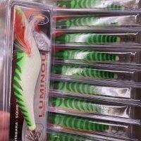 squid jig lineaeffe 4.0 verde